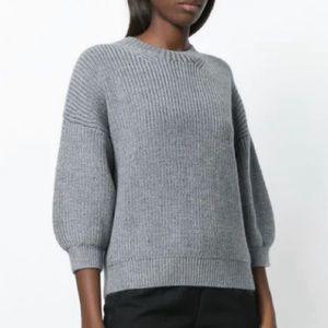 3.1 Phillip Lim puff sleeve mohair sweater